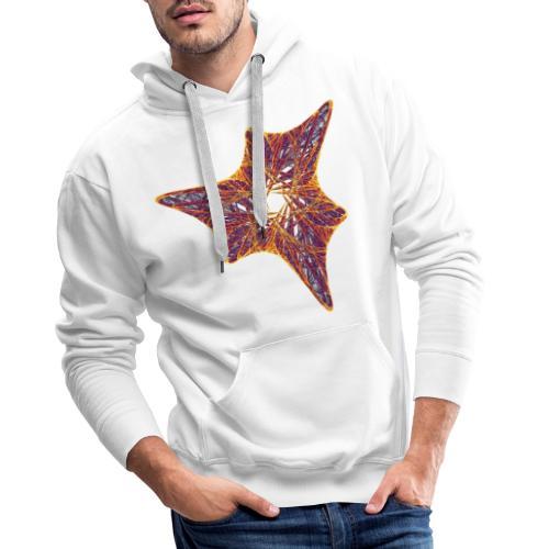 Starfish Ammonite Urtier 12000I - Men's Premium Hoodie