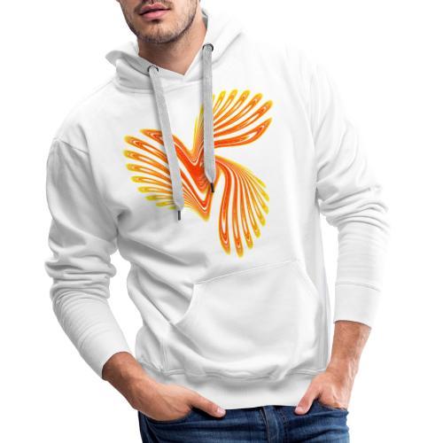 Bird Bird of Paradise Cockatoo Icarus Chaos 4314aut - Men's Premium Hoodie