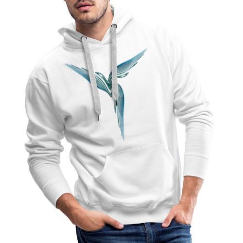 Bird Bird of Paradise Cockatoo Icarus Chaos 4395oce - Men's Premium Hoodie