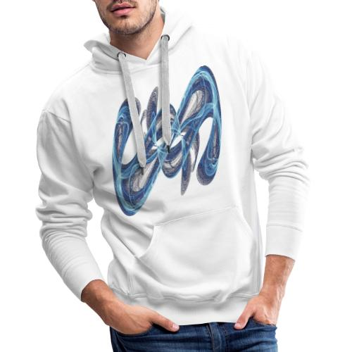 Secret sign from chaos theory 7545 ice - Men's Premium Hoodie