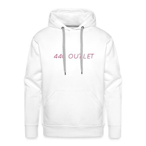 440red png - Men's Premium Hoodie