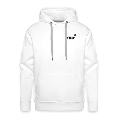 wild - Mannen Premium hoodie