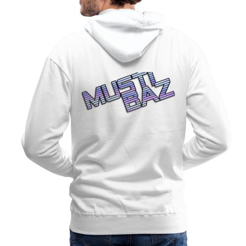 Mustibaz - Männer Premium Hoodie