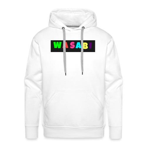 wasab tshirts 'n' hoodies - Men's Premium Hoodie