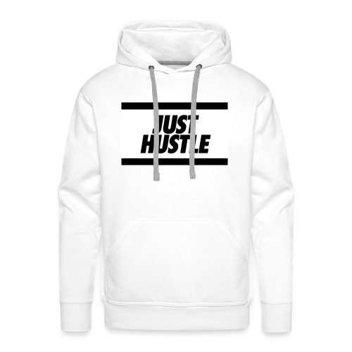 King Hustle - Men's Premium Hoodie