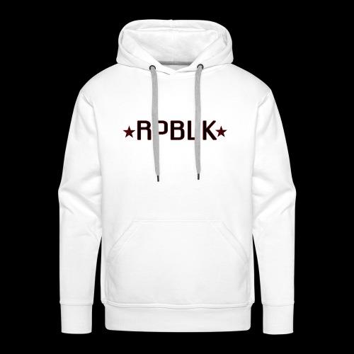 RPBLK - Men's Premium Hoodie