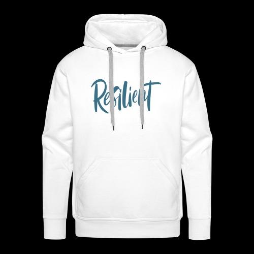 Resilient - Men's Premium Hoodie