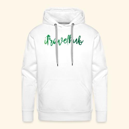 itravelhub logo - Men's Premium Hoodie
