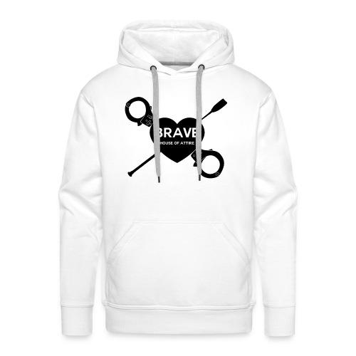 Brave Bondage - Men's Premium Hoodie