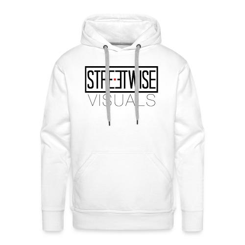 Streetwise Visuals   LONGFIT - Mannen Premium hoodie