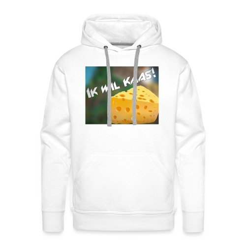 DeGeldigeKaas Merchandise - Mannen Premium hoodie