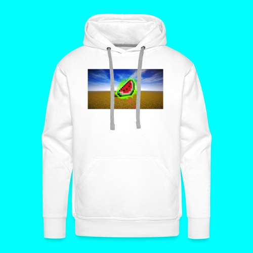 Meloen Heilig - Mannen Premium hoodie