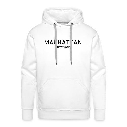 Manhattan - Men's Premium Hoodie