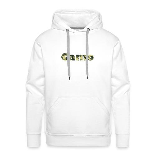 Camo Designs - Mannen Premium hoodie