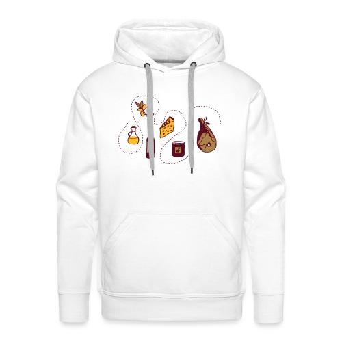 cubotto-shirt - Mannen Premium hoodie