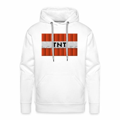 tnt logo - Mannen Premium hoodie