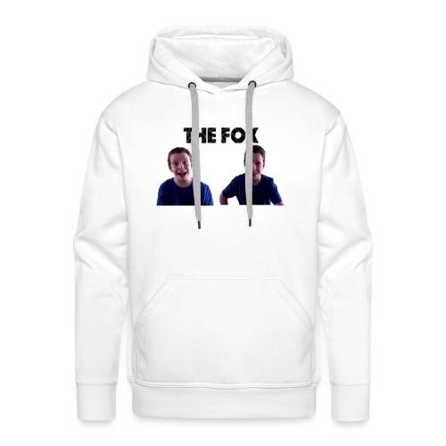 THE FOX - Deluxe Damesshirt - Mannen Premium hoodie