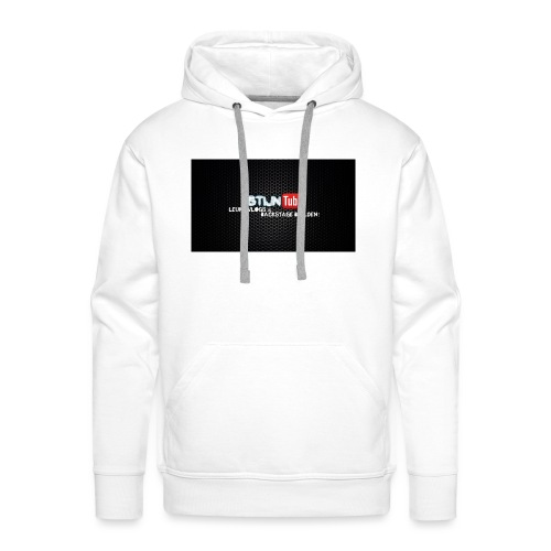 StijnTube - Hoesje I-Phone 4/4s - Mannen Premium hoodie