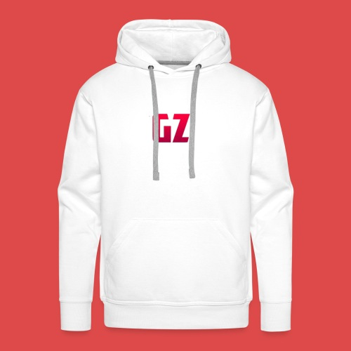 GamenZo - Hoodie - Mannen Premium hoodie