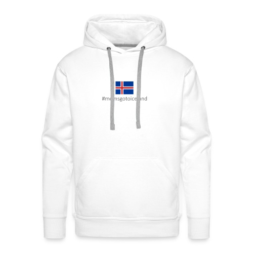 Iceland - Men's Premium Hoodie