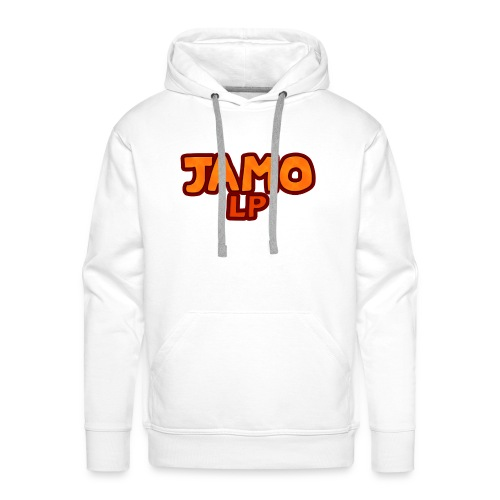 JAMOLP Logo Mug - Herre Premium hættetrøje