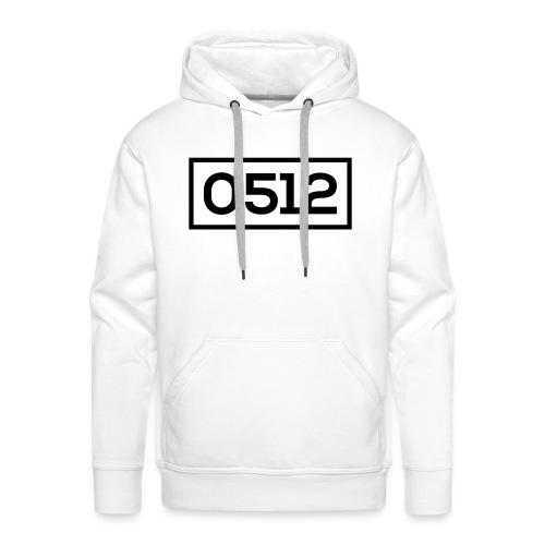 0512 - Mannen Premium hoodie