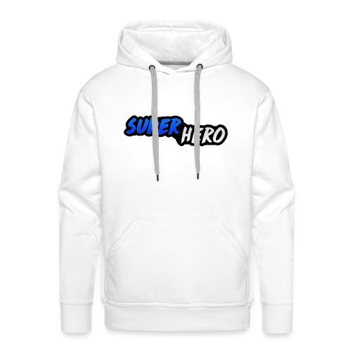 SuperHeroMerchandise - Mannen Premium hoodie