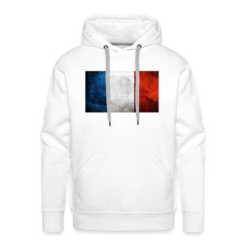France Flag - Men's Premium Hoodie