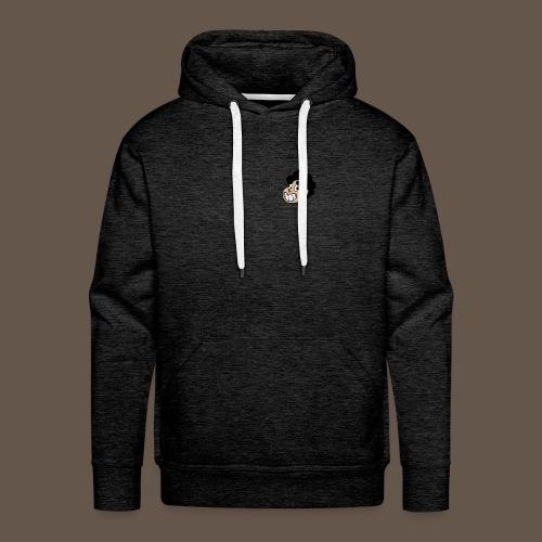 Steven le baveux - Sweat-shirt à capuche Premium pour hommes