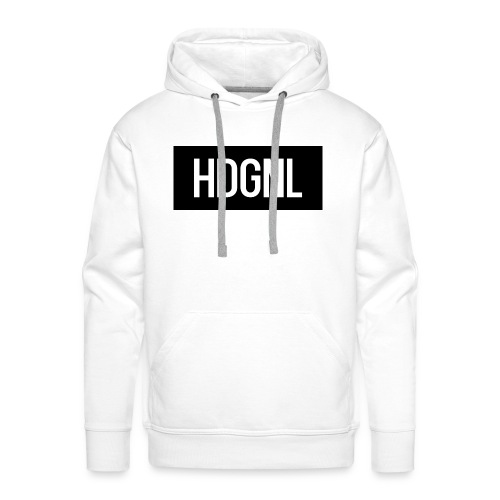 HDGamingNL Shirt Logo - Mannen Premium hoodie