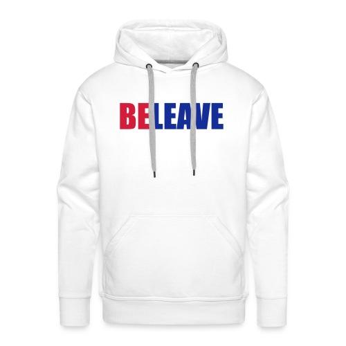 BeLeave - Men's Premium Hoodie