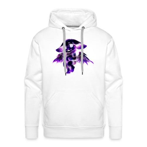 Galaxy rabbit - Mannen Premium hoodie
