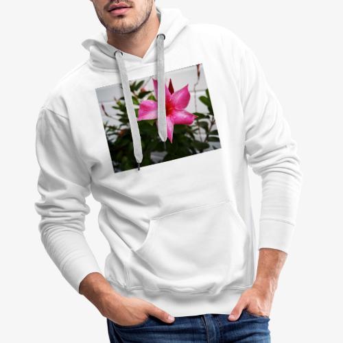Flower power - Mannen Premium hoodie