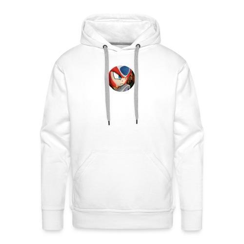 GameoverFAN - Sudadera con capucha premium para hombre