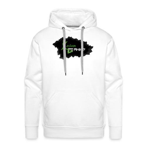 Kaslum Gaming Hul - Herre Premium hættetrøje