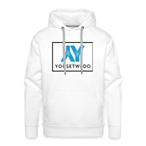 Yousetwedo - Men's Premium Hoodie