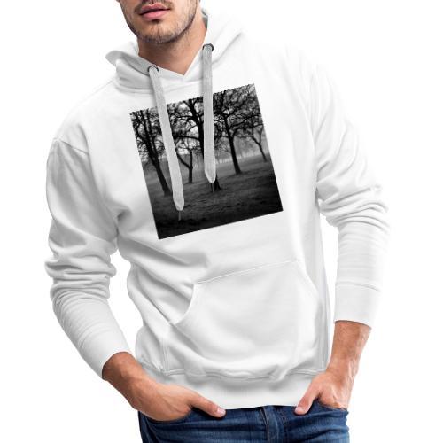 Nebelbäume - Männer Premium Hoodie