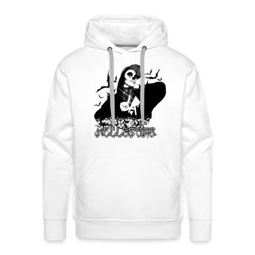 HELLSTARZ Lillie V - Sweat-shirt à capuche Premium pour hommes