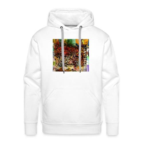 urban tribute - Sweat-shirt à capuche Premium pour hommes