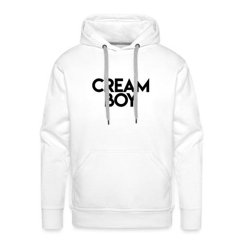 Cream Boy - Männer Premium Hoodie
