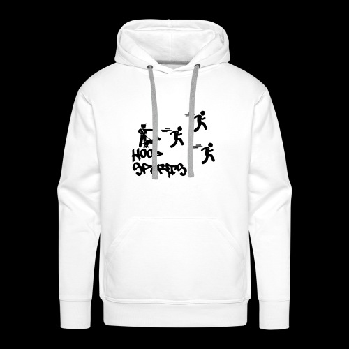 Hood Sports - Männer Premium Hoodie
