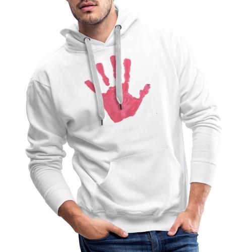 Hand - Premiumluvtröja herr