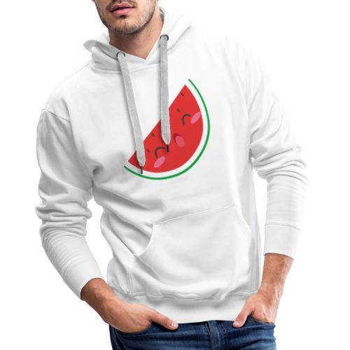 watermelon - Männer Premium Hoodie