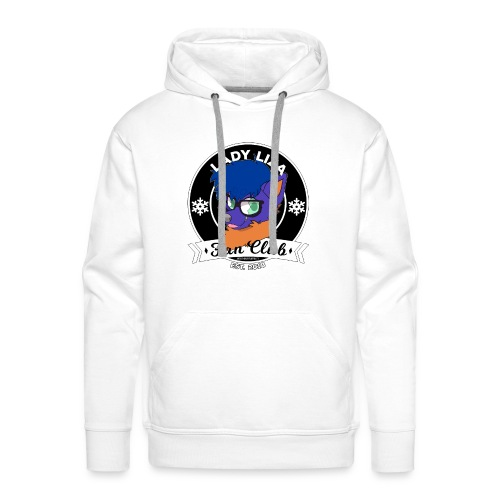 lady liza fanclub - Mannen Premium hoodie