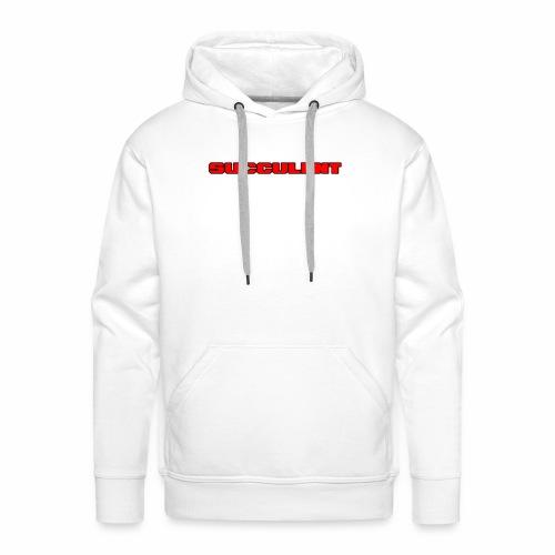 verneuktheid - Mannen Premium hoodie
