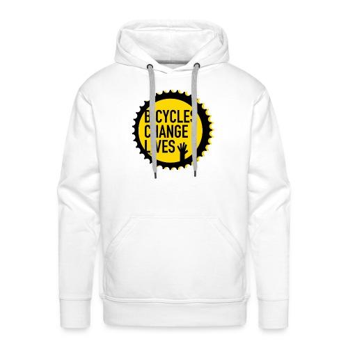 BCL Yellow Cog - Men's Premium Hoodie