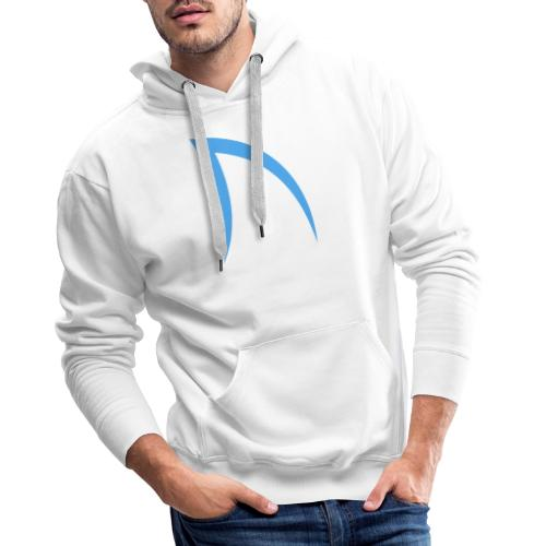 SharkCommunity® Logo - Herre Premium hættetrøje
