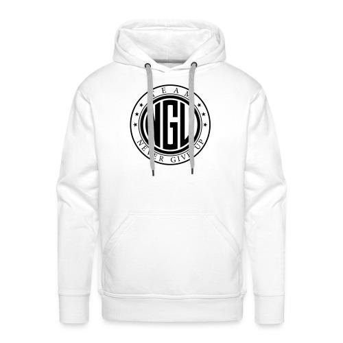 NGU Logo - Männer Premium Hoodie
