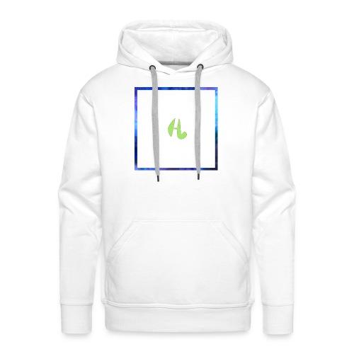 HOCKEYVIDSHD - Mannen Premium hoodie
