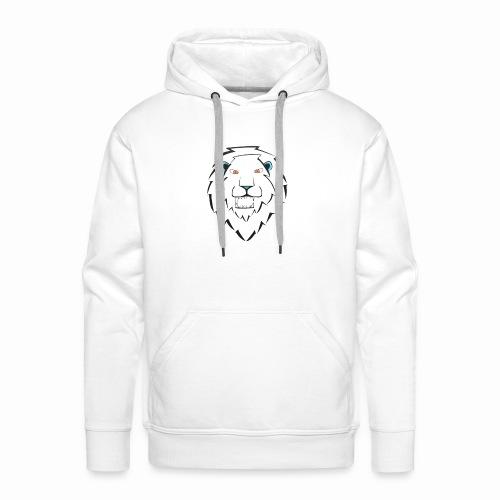 Logo1111 png - Mannen Premium hoodie